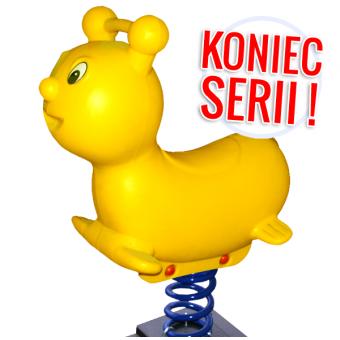 Bujak HDPE przestrzenny - DiNO 4  (do wyczerpania zapasów!)