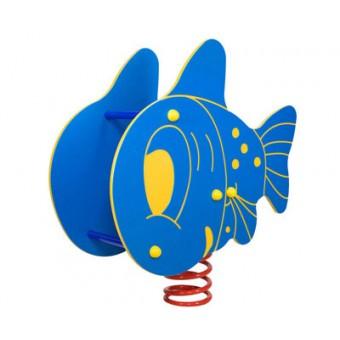 Bujak HDPE przestrzenny - rybka