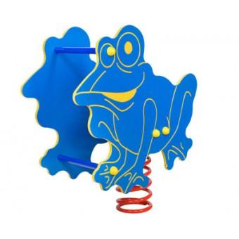 Bujak HDPE przestrzenny - żaba