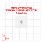 Bujak HDPE przestrzenny - skuter