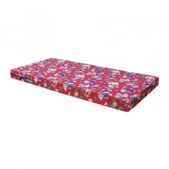 Materacyk wypoczynkowy tkanina 120/60/8 cm