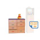 Marcin - szafka z szufladami