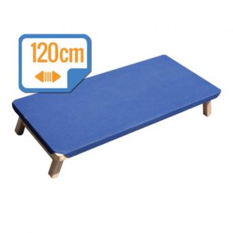 Leżak przedszkolny 120 cm