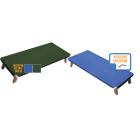 Leżak przedszkolny 130 cm