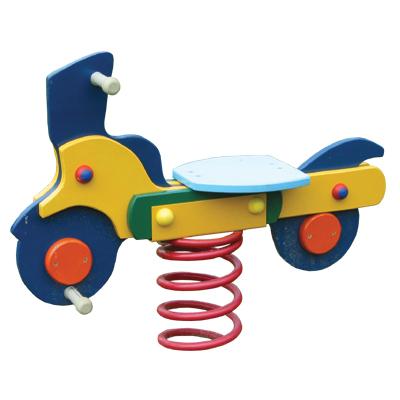 Bujak na sprężynie, sprężynowiec Piansport - skuter