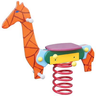 Bujak na sprężynie, sprężynowiec Piansport - żyrafa