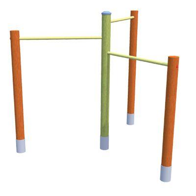 Zestaw nr 4 - sprzęt sportowy Piansport